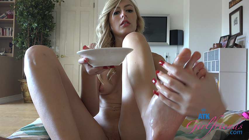 All she really needed to do to make you cum is just stand there